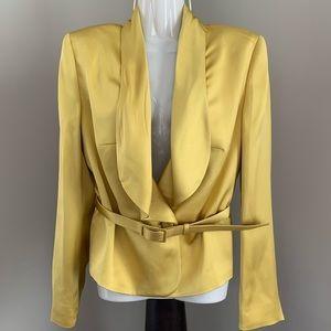 ESCADA, 100% Silk Blazer
